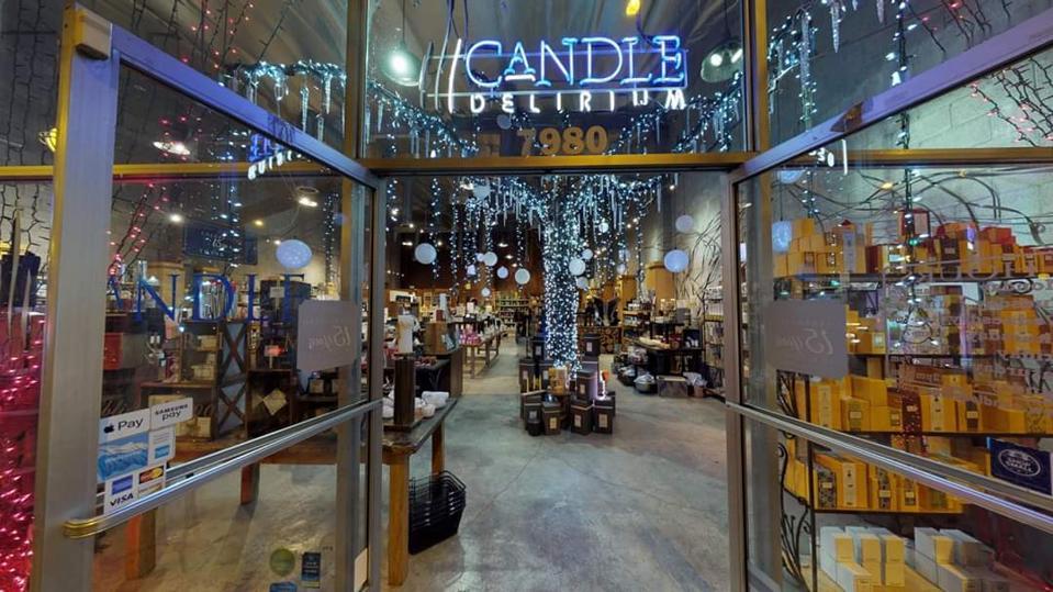 Anthony Carro Candle Delirium Luxury Candles Diptyque Cire Trudon Viaggi Soohyang Lafco