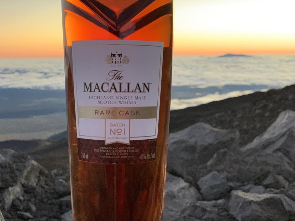 Hawaii, The Macallan, Single Malt Scotch