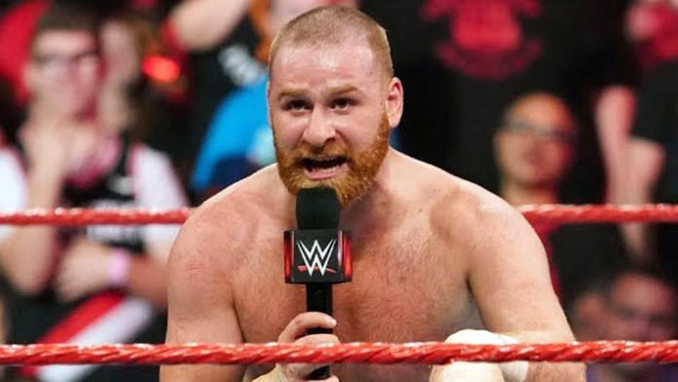 Sami Zayn Intercontinental Championship