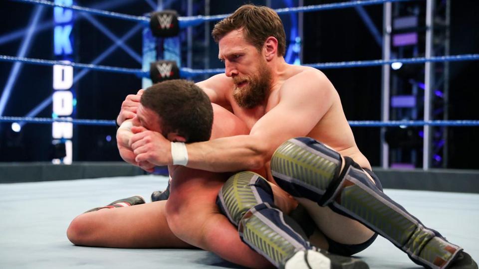 Daniel Bryan Drew Gulak Intercontinental Title Tournament.