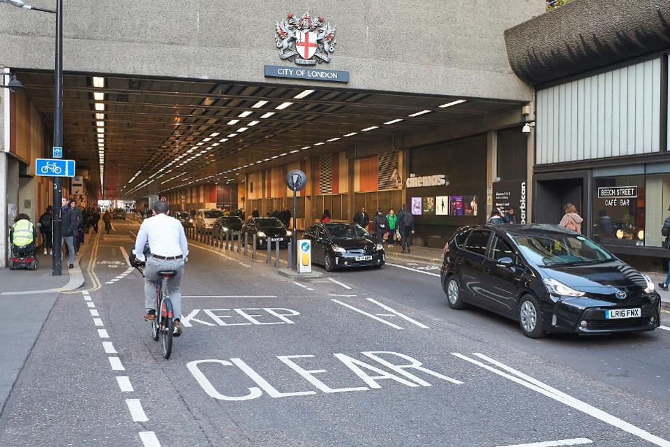 Square Mile cycling