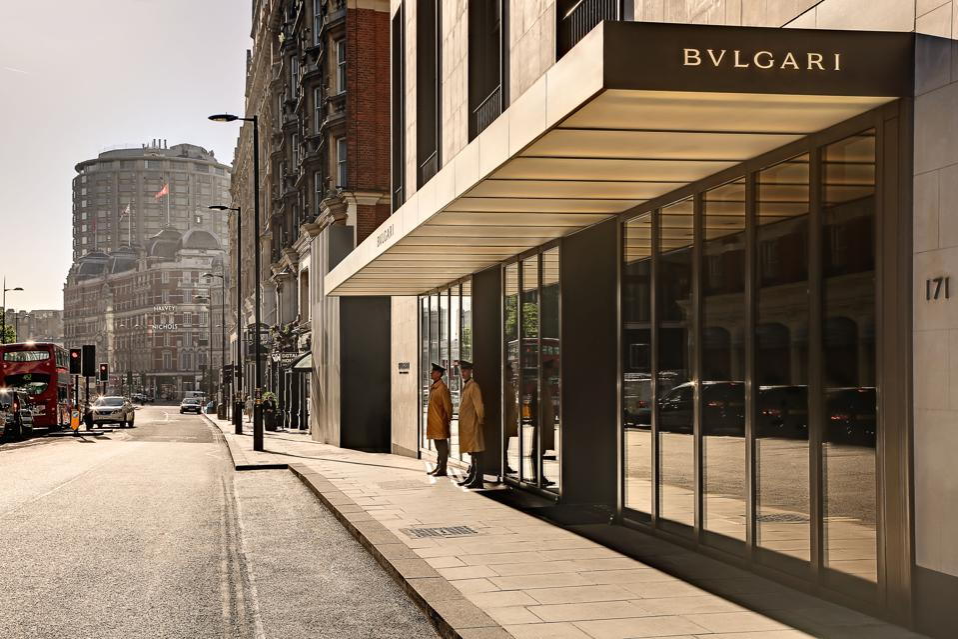 Bvlgari Hotel London