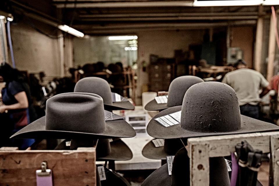 American fur felts are made from the highest quality furs available and specifically blended to the American Hat Company specification.