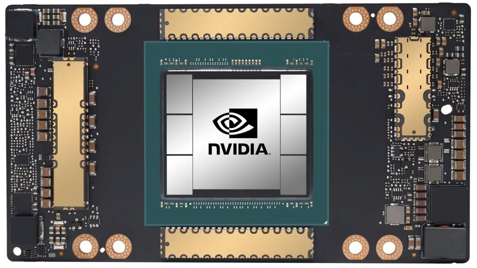 A100 GPU based on Ampere architecture