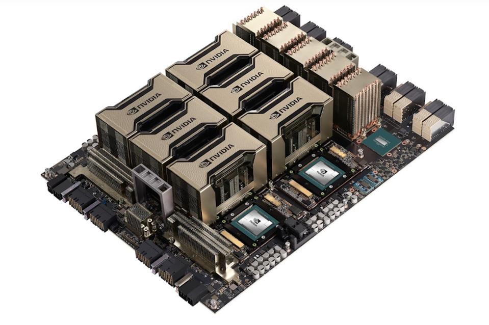 HGX A100