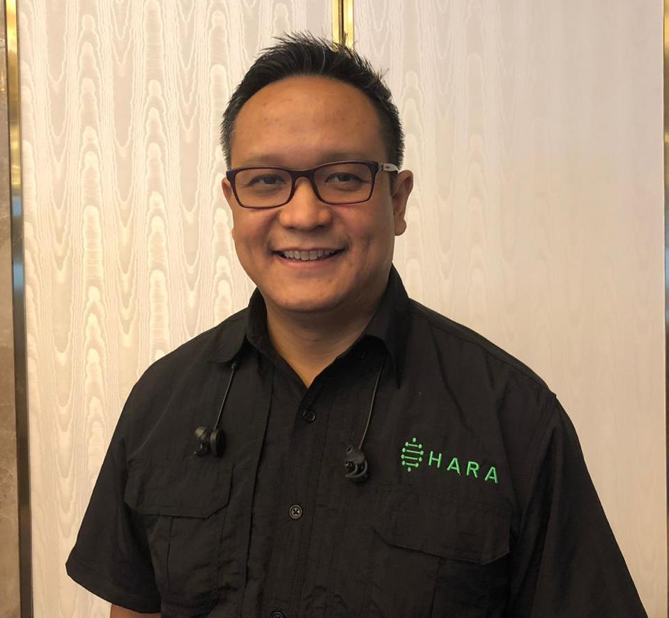 Picture of Regi Wahyu, Co-founder & CEO of HARA
