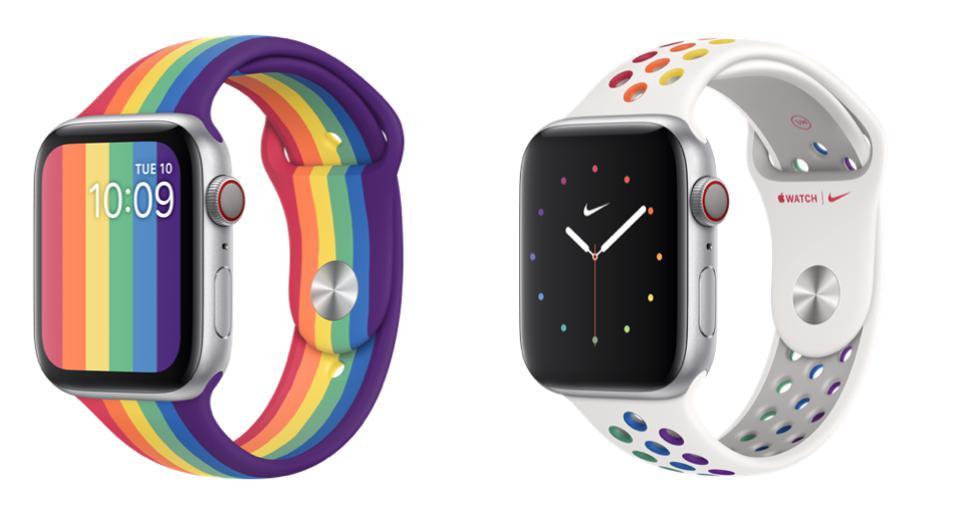 Apple Watch 2020 Pride Watch Bands