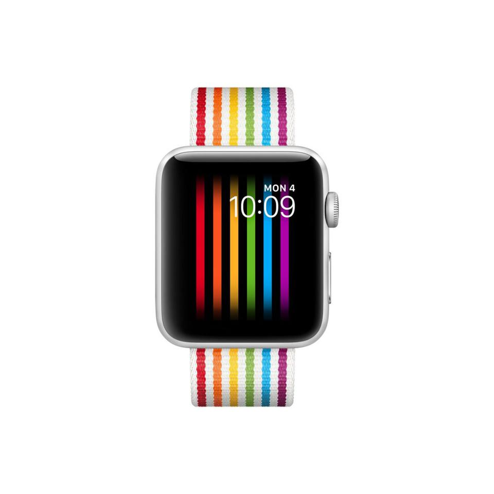 Apple Watch Pride Edition Band 2018