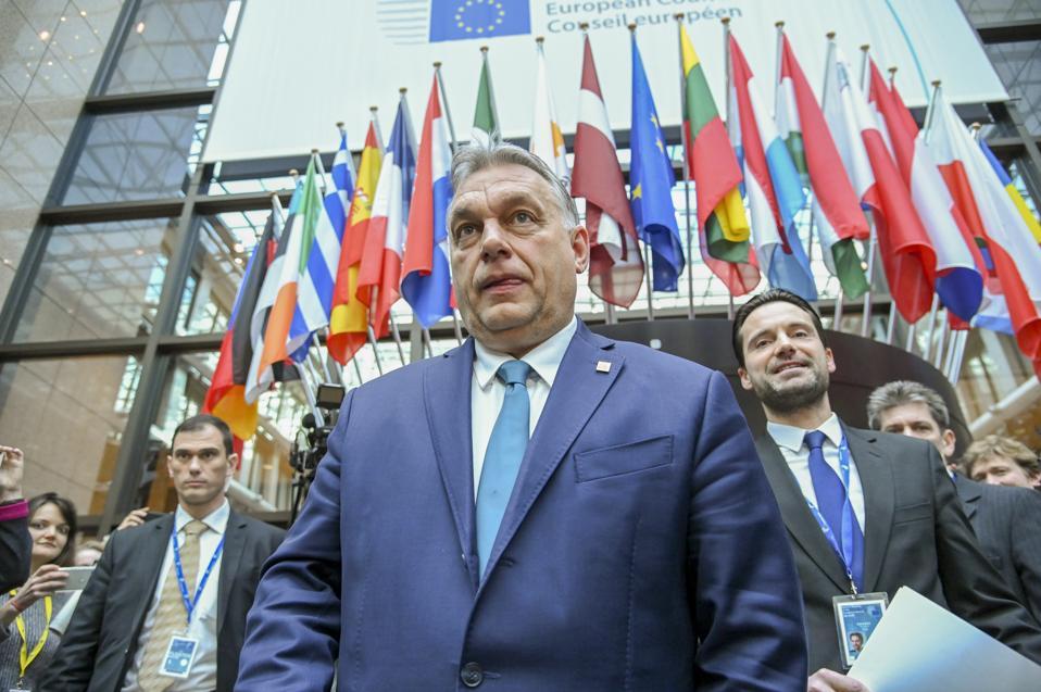 Viktor Orban - Prime Minister Of Hungary