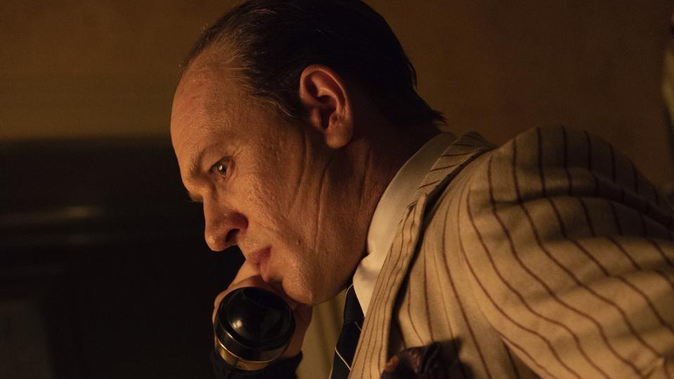 Tom Hardy in Josh Trank's 'Capone'