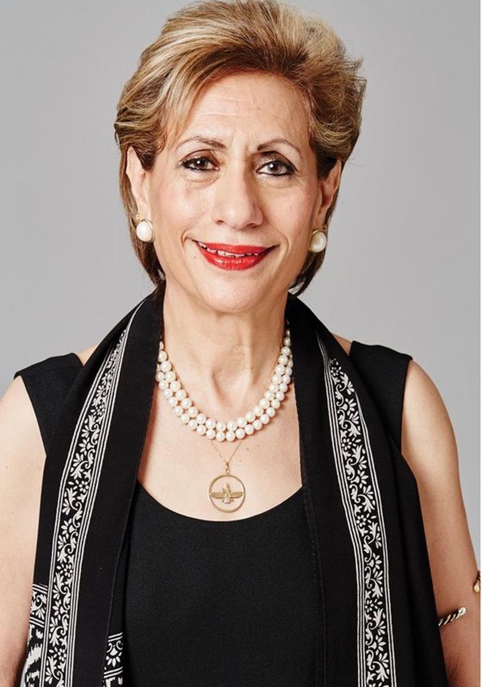 Farida Irani, Founder of Subtle Energies