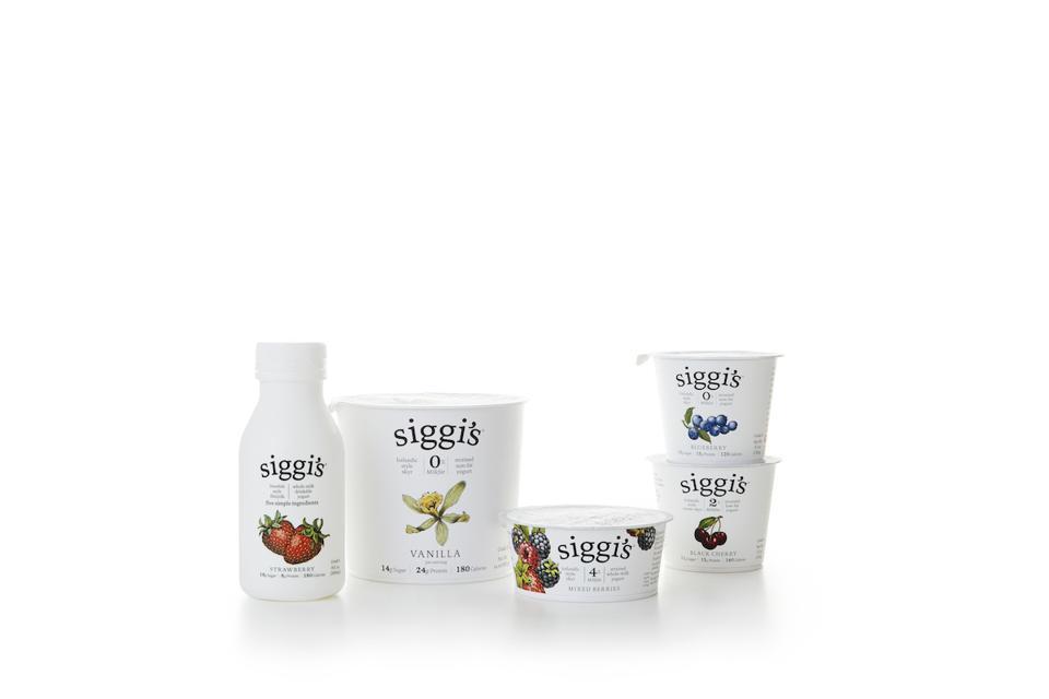 Siggis Icelandic Yogurt Healthy Breakfast Food Protein Vanilla Brunch Parfait Skyr