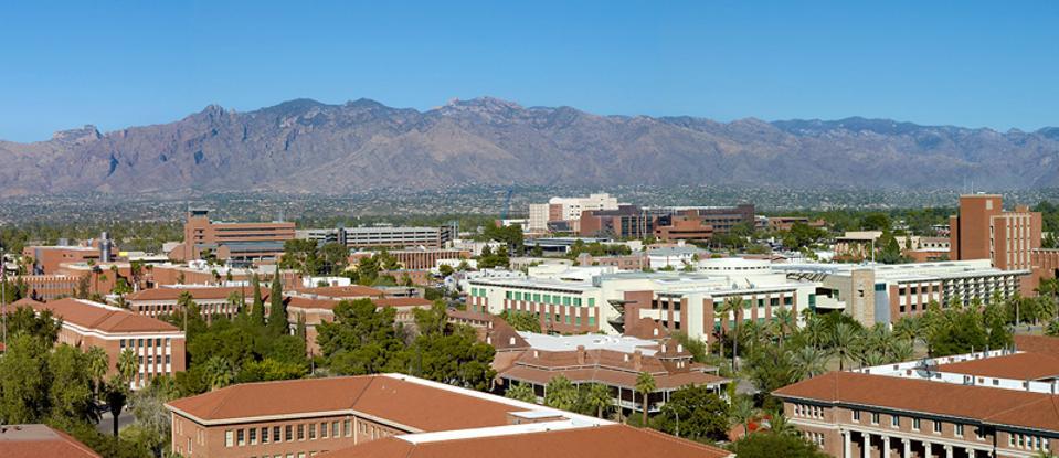 U. Arizona campus