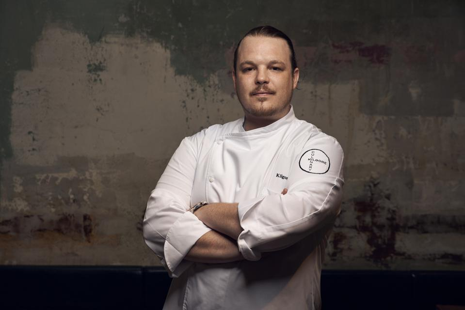 Brad Kilgore is opening a restaurant, The Verge, within The Concours Club facility.