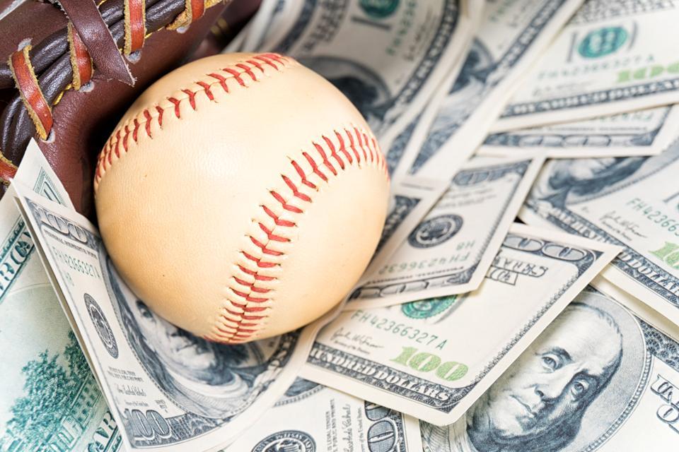 Baseball and money