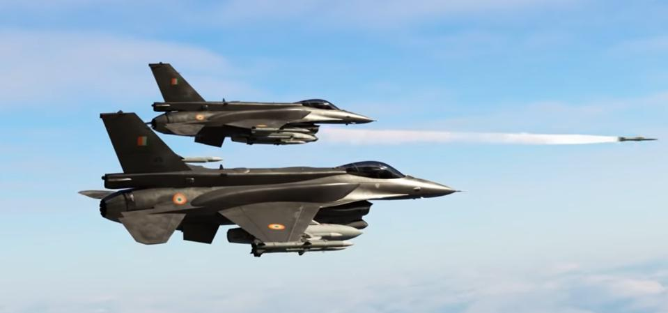 Maybe India Will Get Its Super F 16 After All