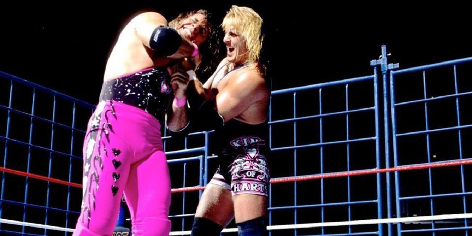 Bret Hart Owen Hart WWE Hall of Fame Martha Hart VICE