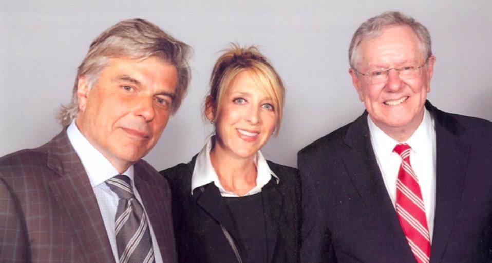 Martha Hart Steve Forbes Owen Hart Foundation