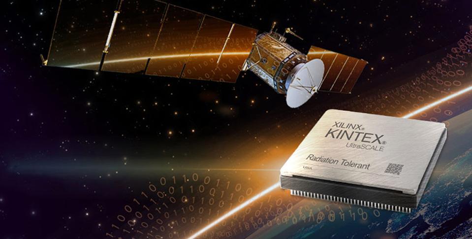 Xilinx Space Grade FPGA Technology