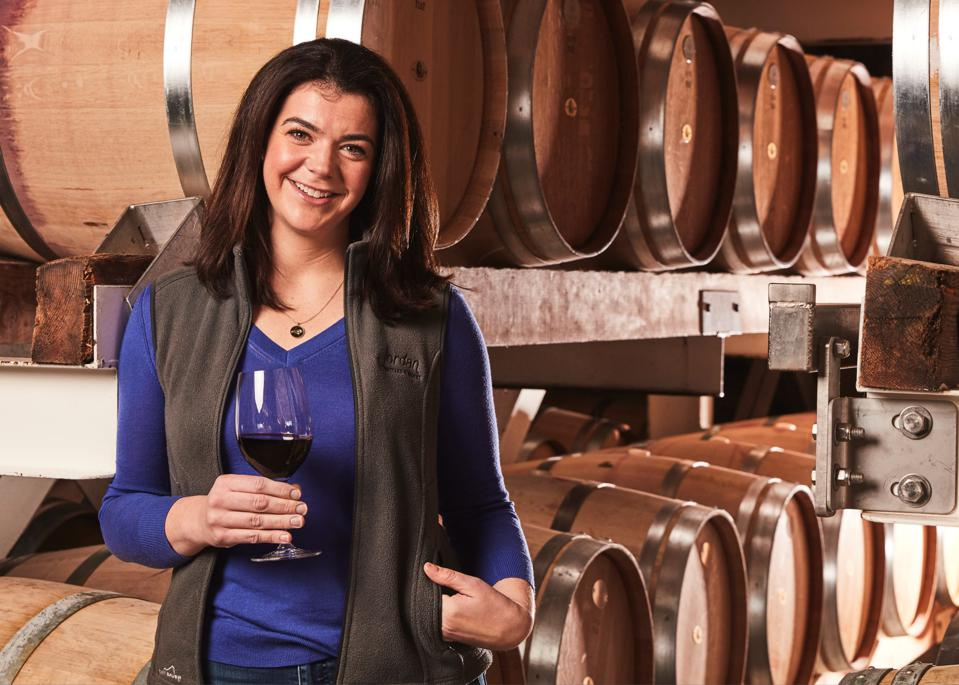 Maggie Kruse, Jordan Winemaker