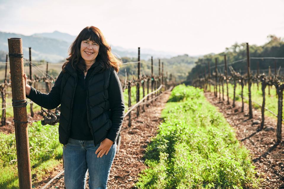 Dana Grande, Jordan Winery Grower Relations