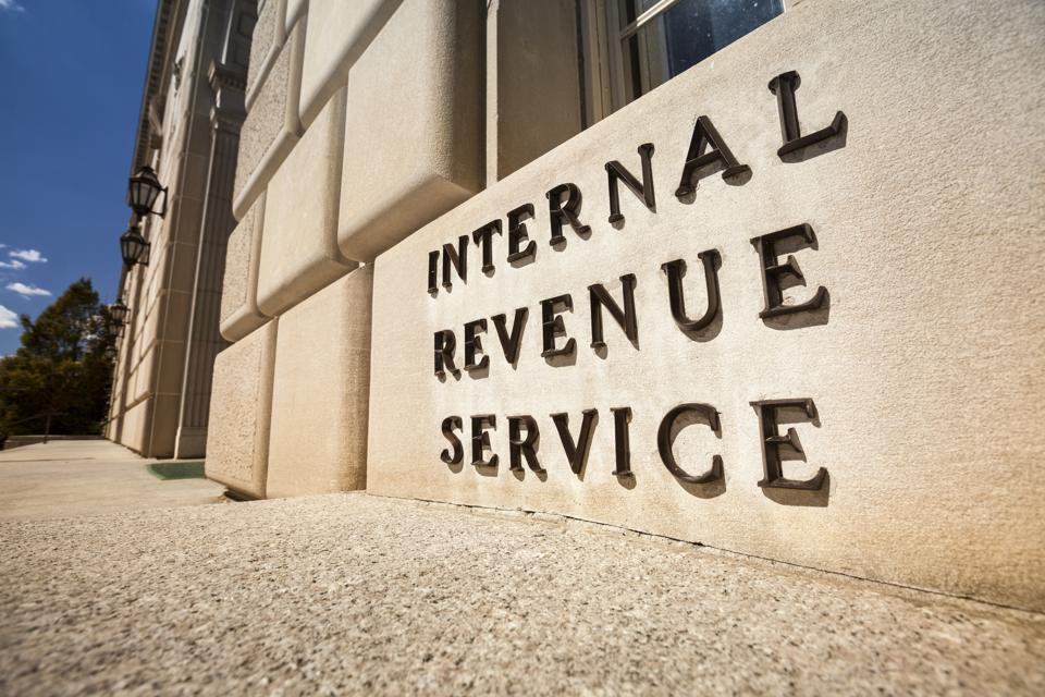 IRS Building in Washington