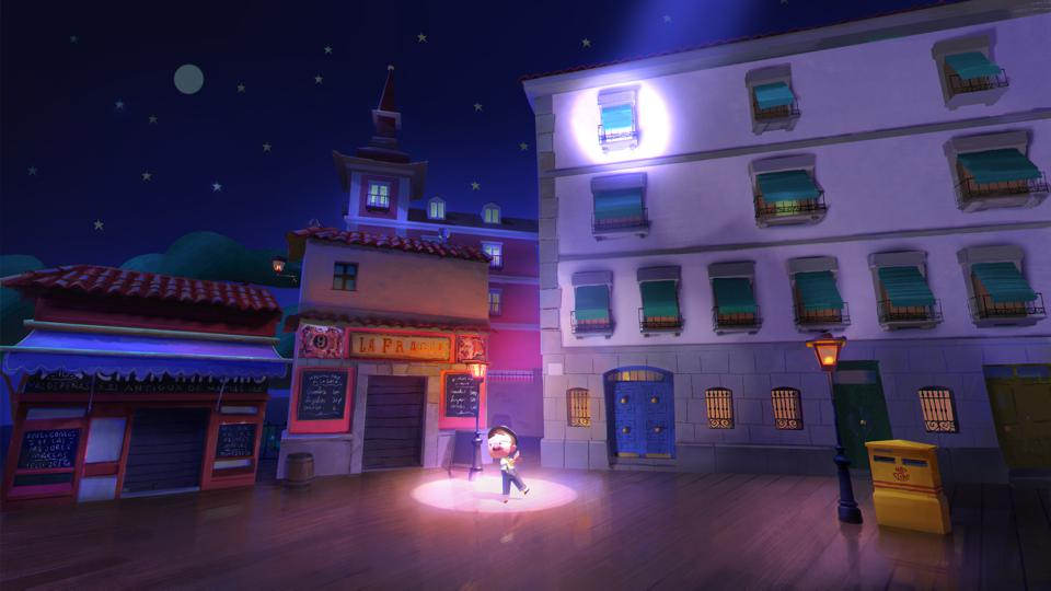 Madrid Noir is a forthcoming project from ALBYON
