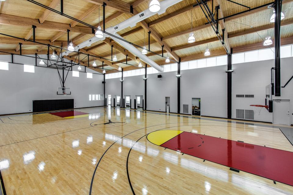 Basketball court, Michael Jordan, Chicago Bulls