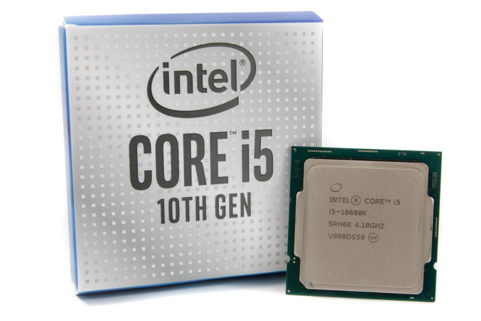 Intel Core i5-10600k CPU