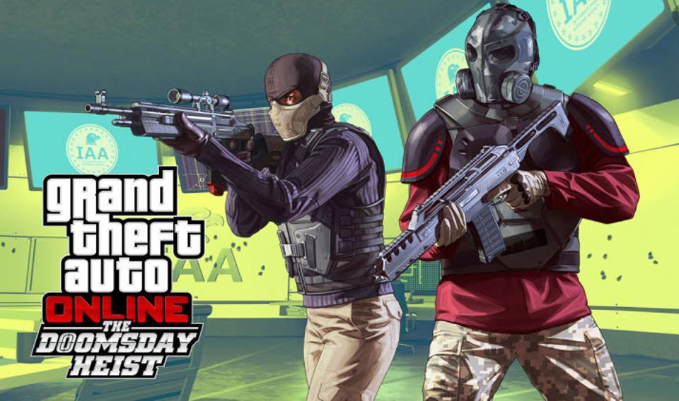It S Your Last Day To Get Gta 5 For Free On The Epic Store Possibly Ever