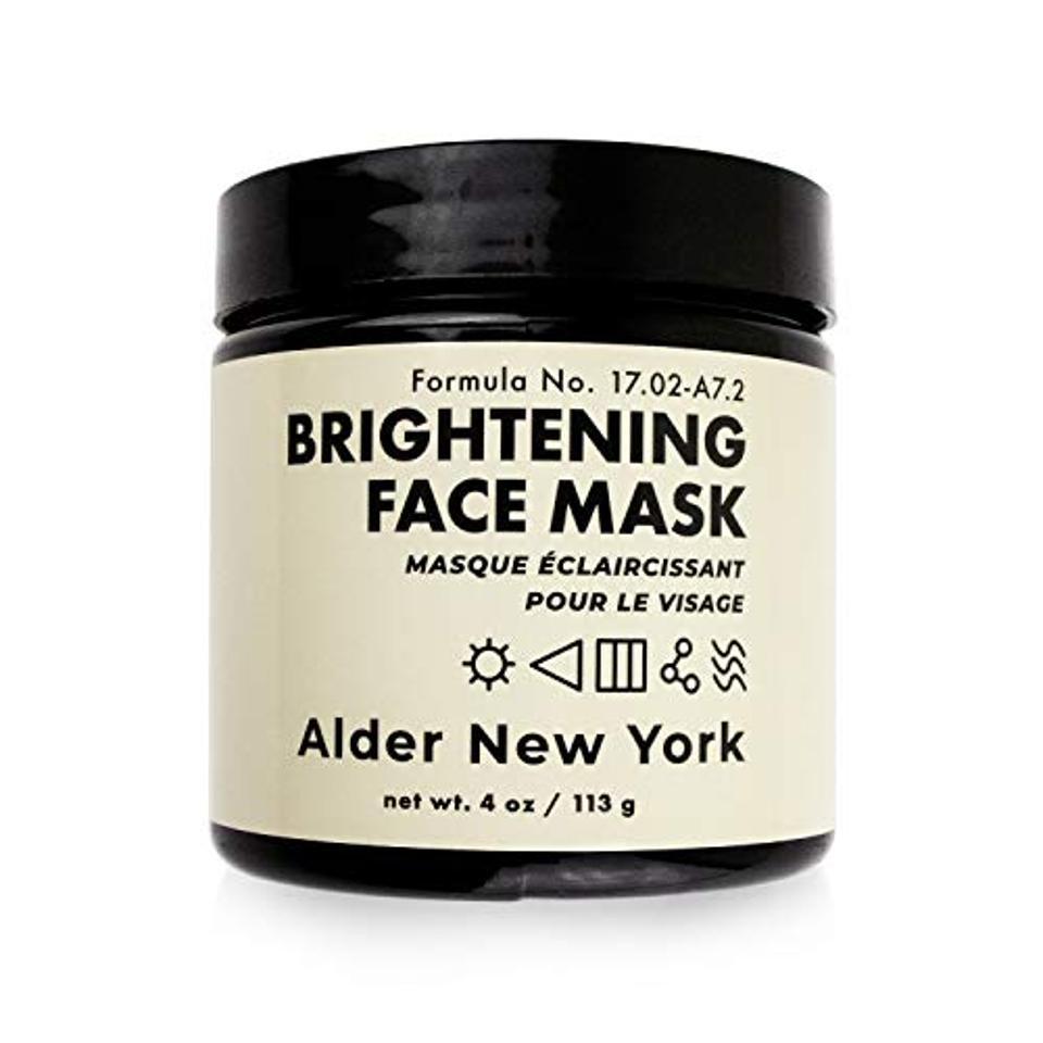 Alder New York Brightening Face Mask