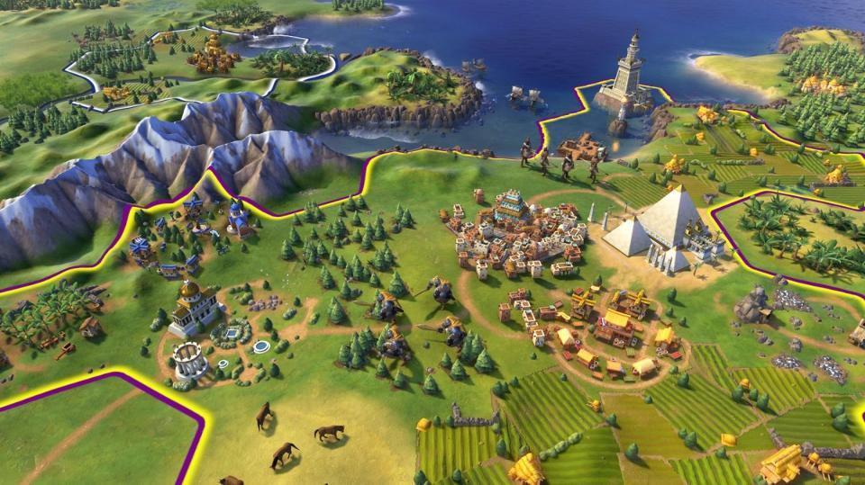 Civilization 6' PC Is Free On The Epic Games Store, Here's How To ...