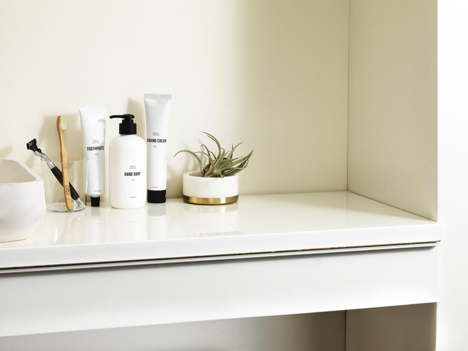 Public Goods Bathroom Products
