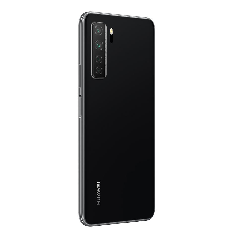 Huawei P40 Lite in Midnight Black