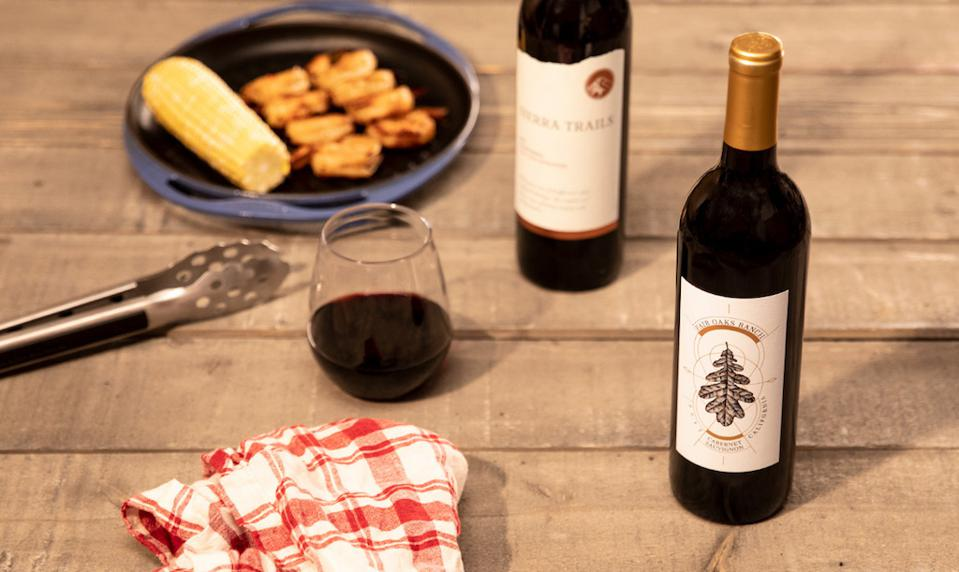 Martha Stewart Wine Co. Great Wines for Grilling Pack