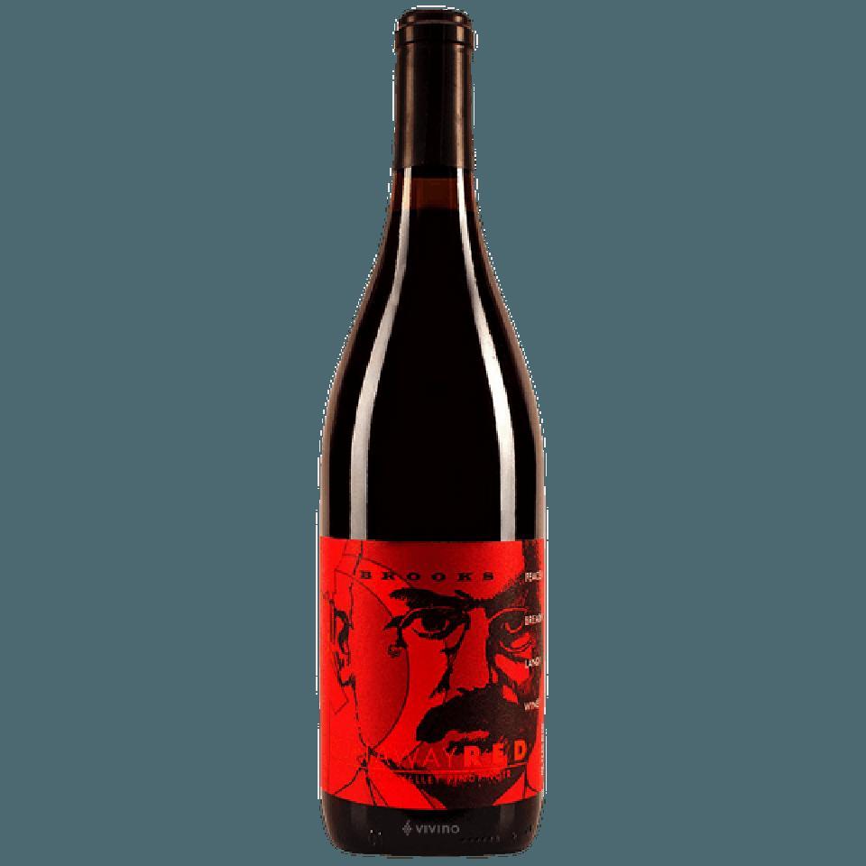Brooks 2018 Runaway Red Pinot Noir