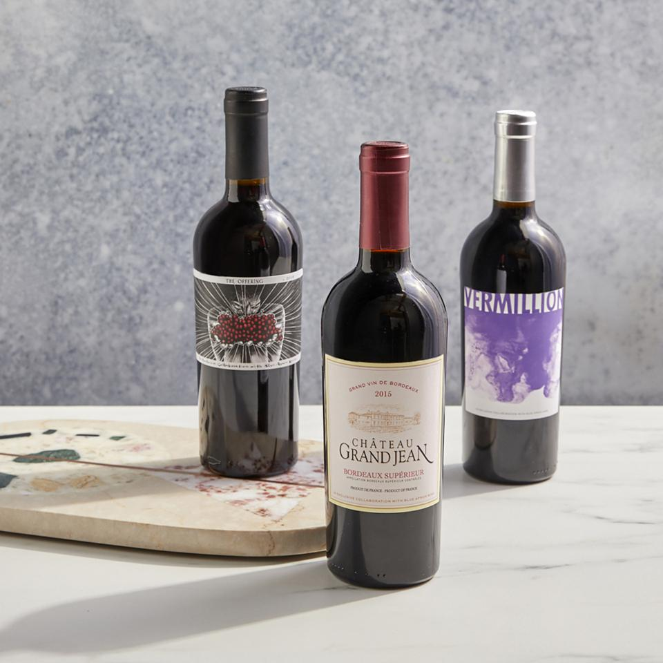 Blue Apron Robust Reds 3-Pack