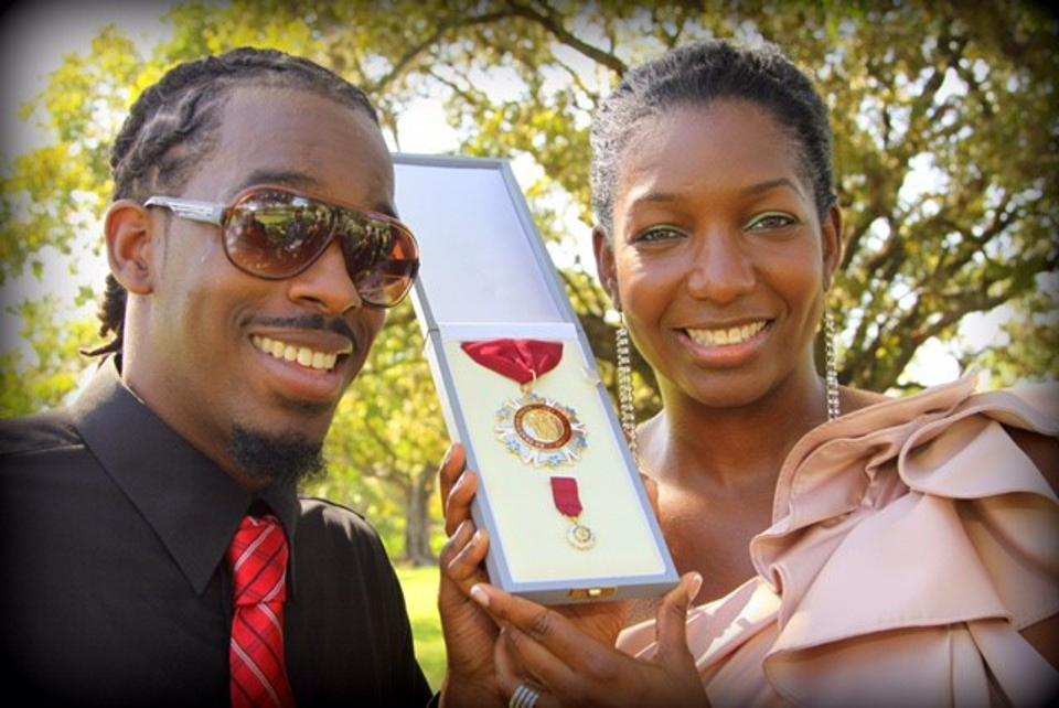 Niambe Holding Order of Merit