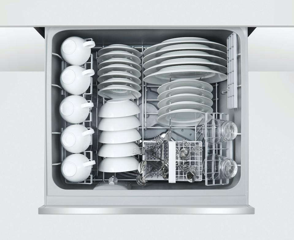 The Double DishDrawer by Fisher & Paykel