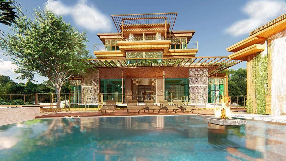 Kimpton Hotel on Roatán Island in Honduras