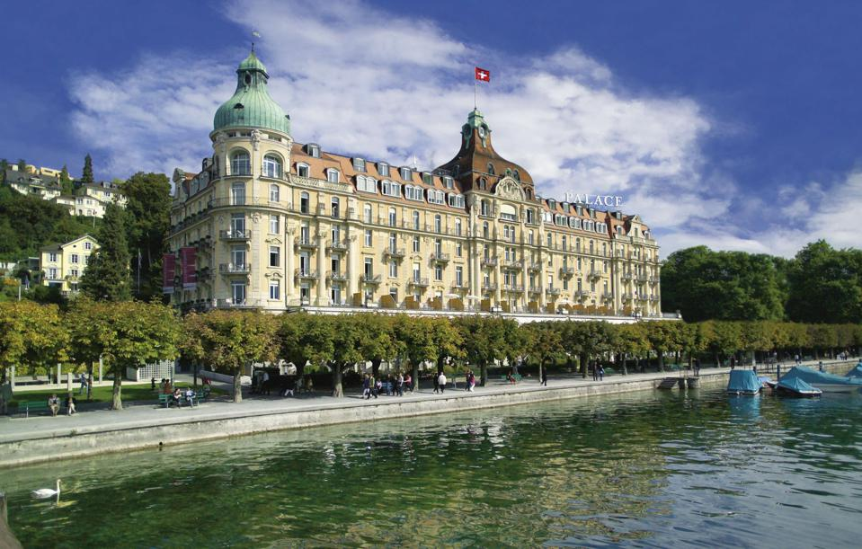 Mandarin Oriental Palace, Lake Lucern