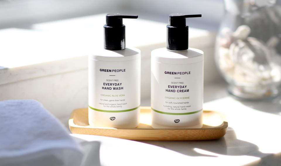 Everyday hand wash, by Green People