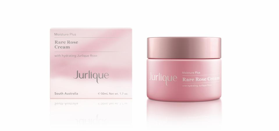 Rare Rose cream, by Jurlique