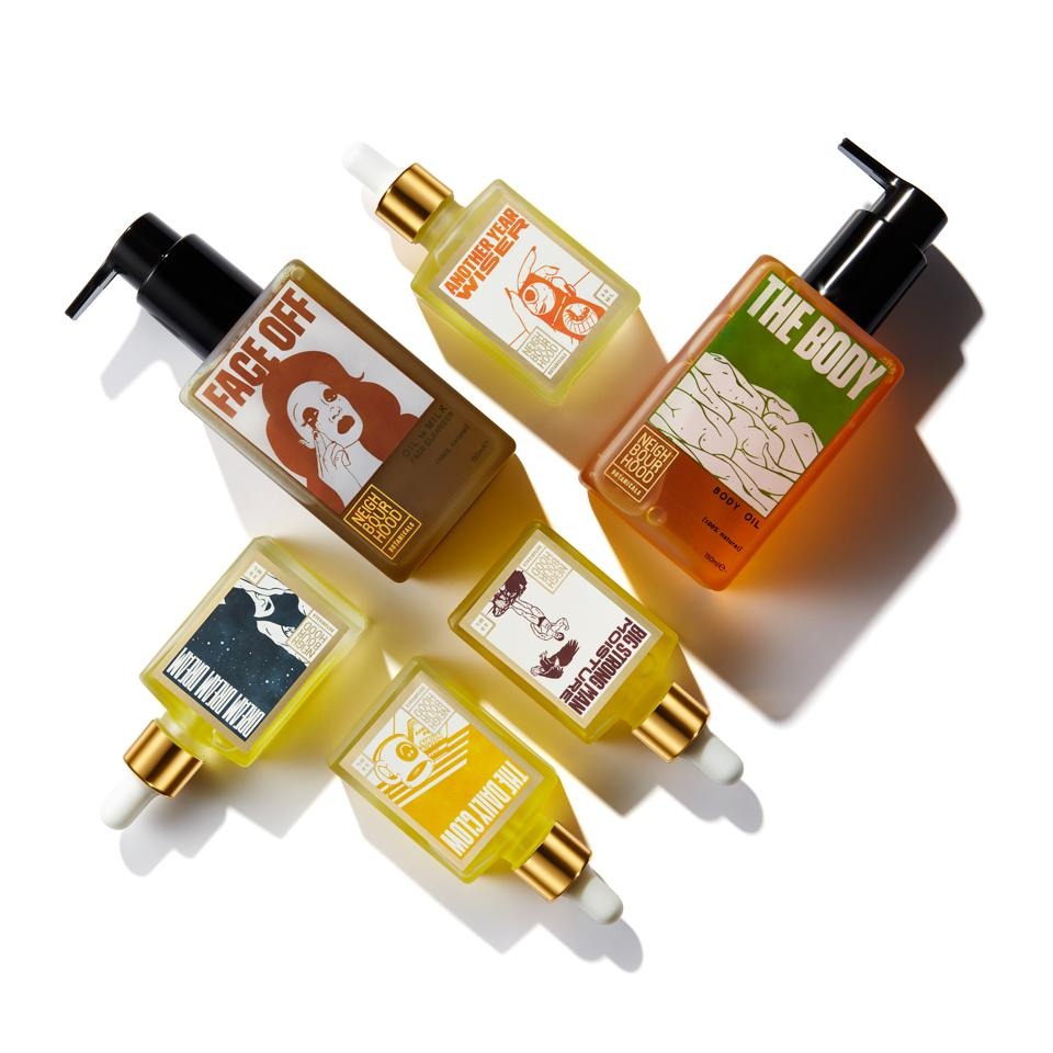 Organic skincare, by Neighbourhood Botanicals