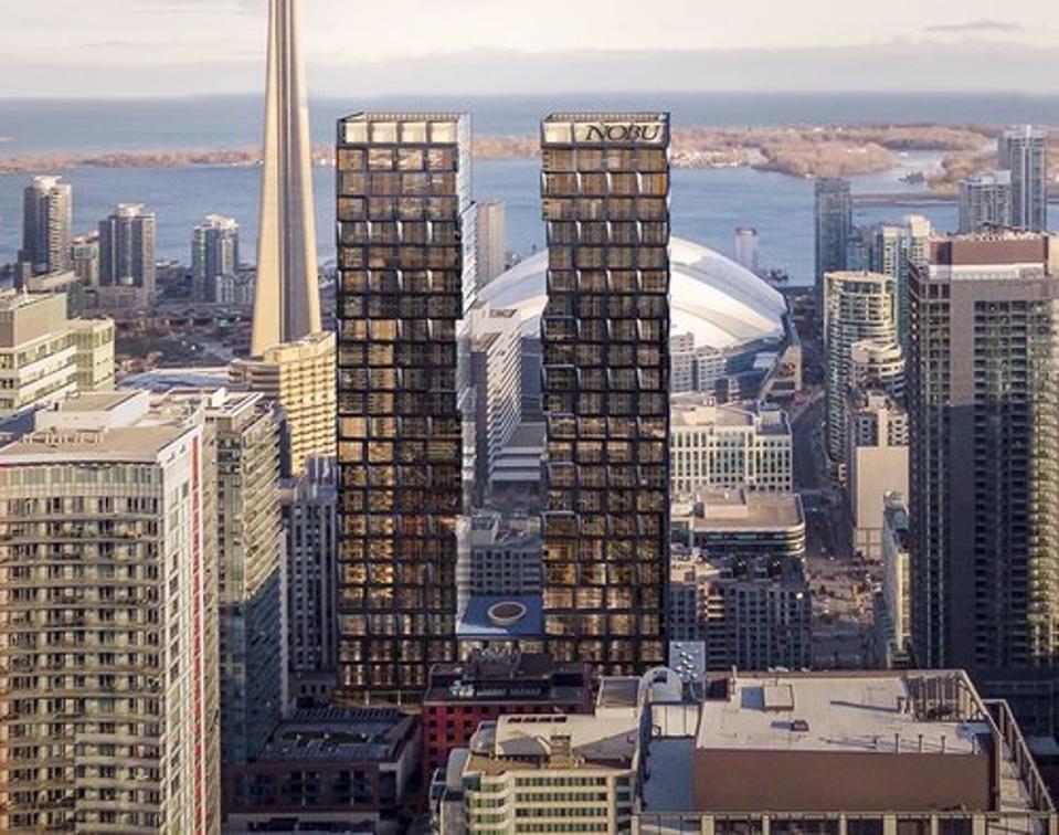 Nobu Hotel and Residences Toronto