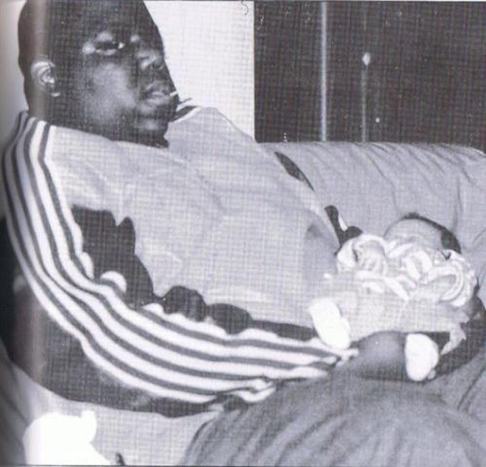 Biggie and C.J.
