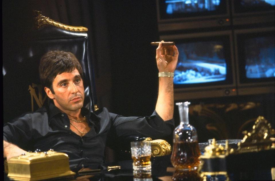 Al Pacino, Scarface, Jacob & Co. Opera Scarface