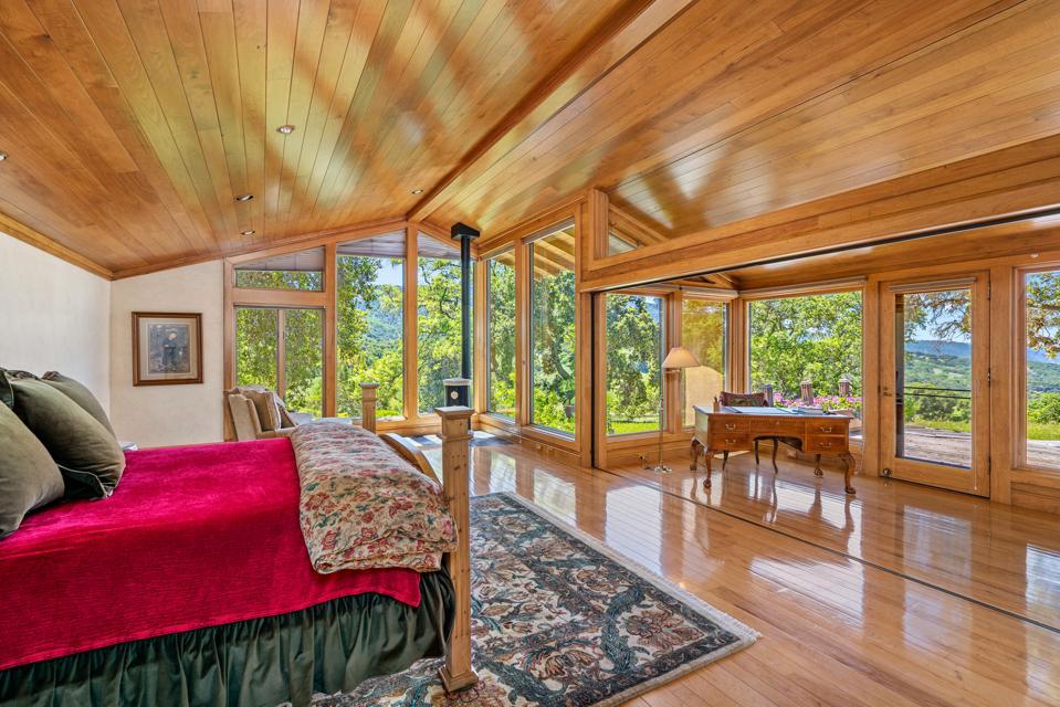 Bedroom at Rana Creek Ranch