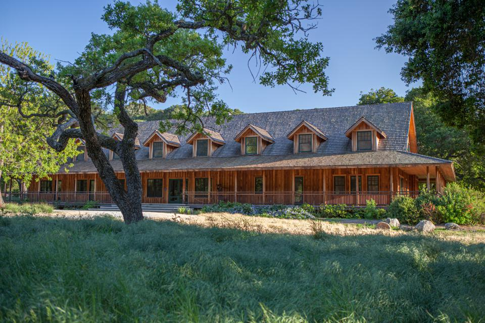 Conference center in Carmel, California at ranch