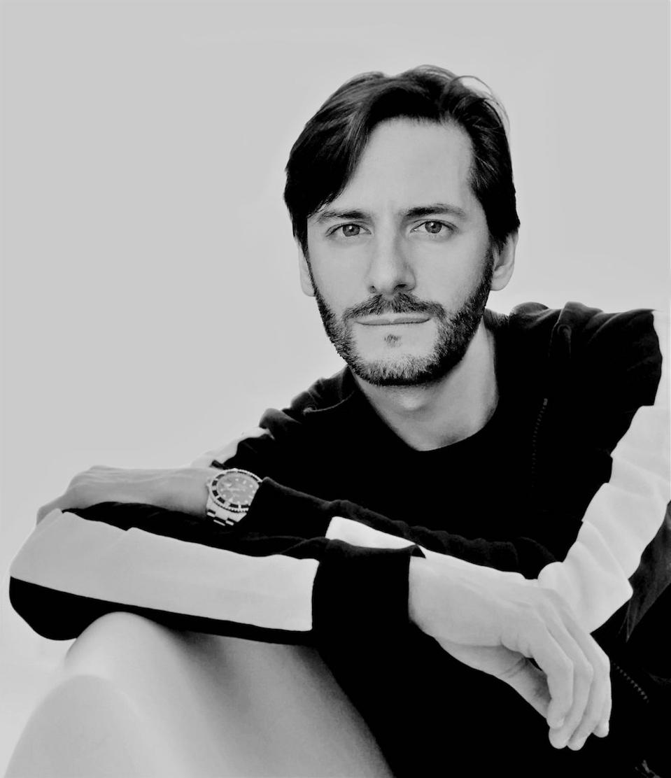 Architect and computational designer Arturo Tedeschi